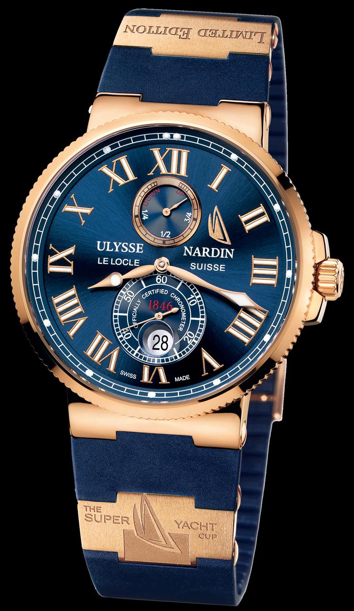 часы Ulysse Nardin Super Yacht Cup