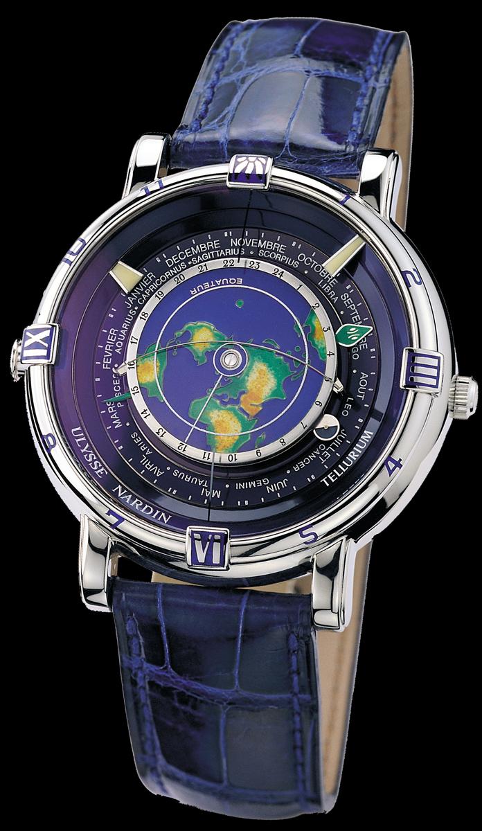 часы Ulysse Nardin Tellurium J. Kepler Limited