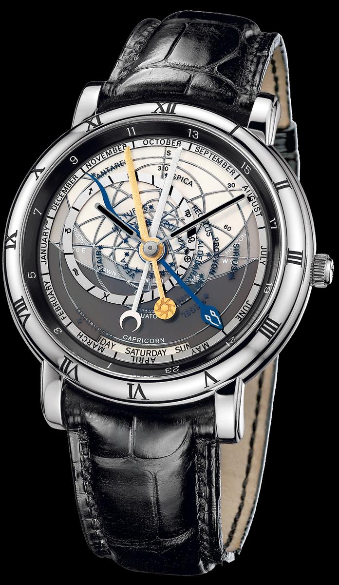 часы Ulysse Nardin Trilogy Set. Astrolabium Galileo Galilei