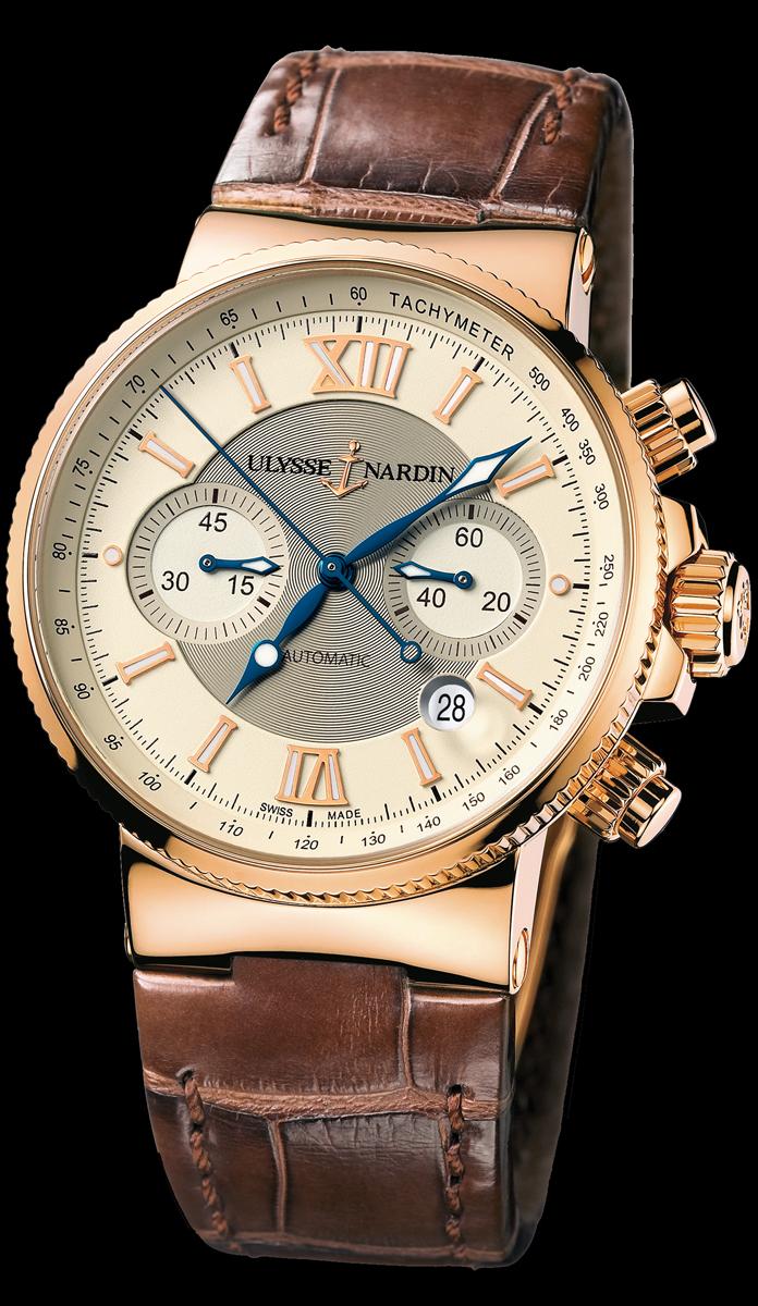 ���� Ulysse Nardin Maxi Marine Chronograph