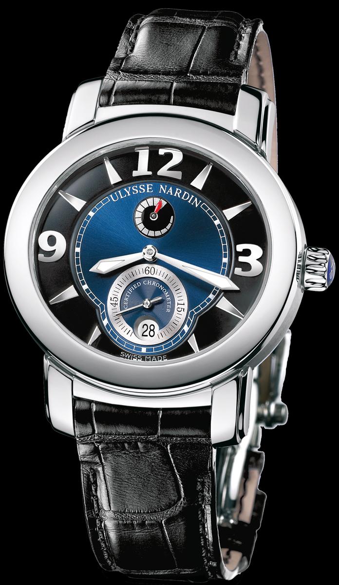 часы Ulysse Nardin Macho Palladium 950