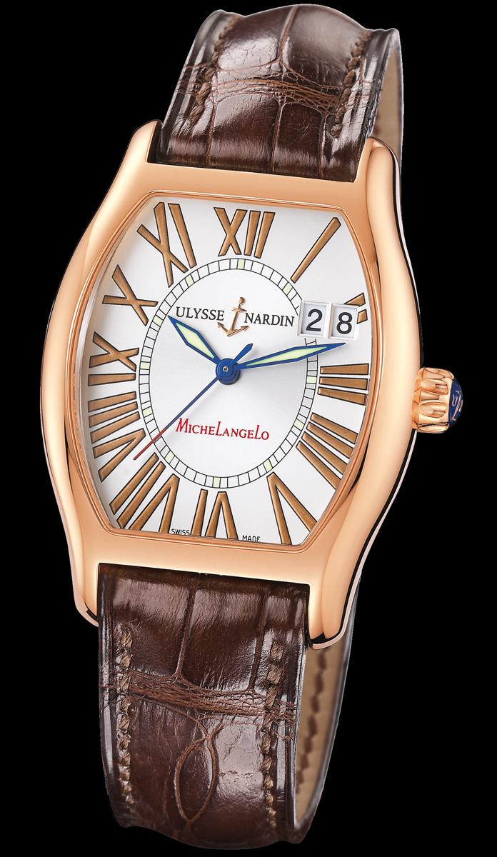часы Ulysse Nardin Michelangelo Big Date