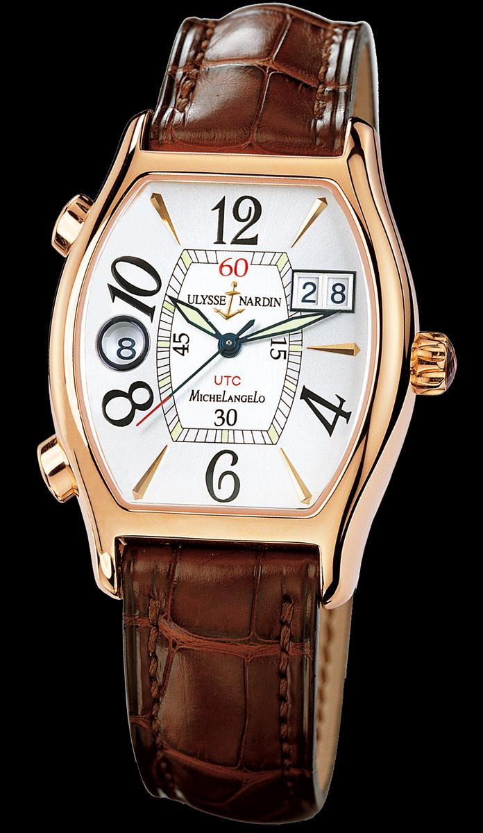 часы Ulysse Nardin Michelangelo UTC Dual Time