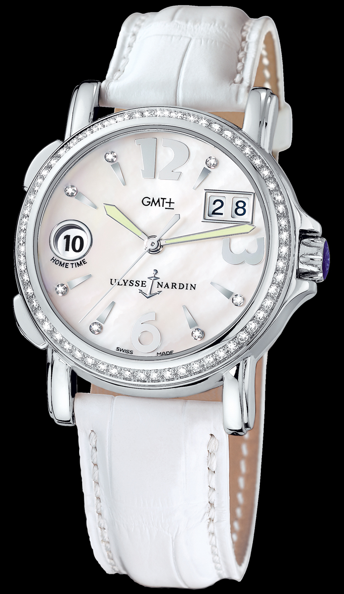 ���� Ulysse Nardin Dual Time Ladies