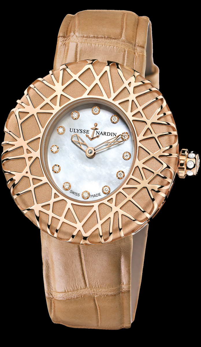 часы Ulysse Nardin Golden Dream