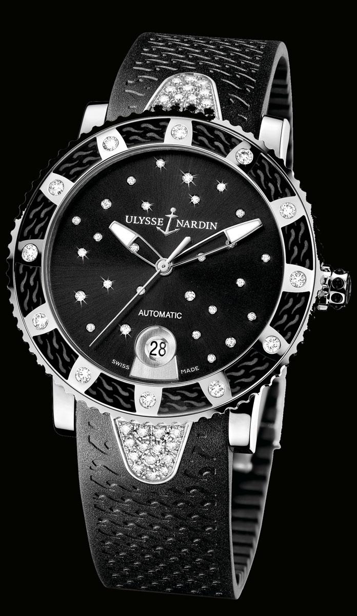часы Ulysse Nardin Lady Diver
