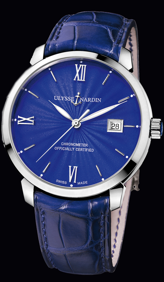 часы Ulysse Nardin Classico