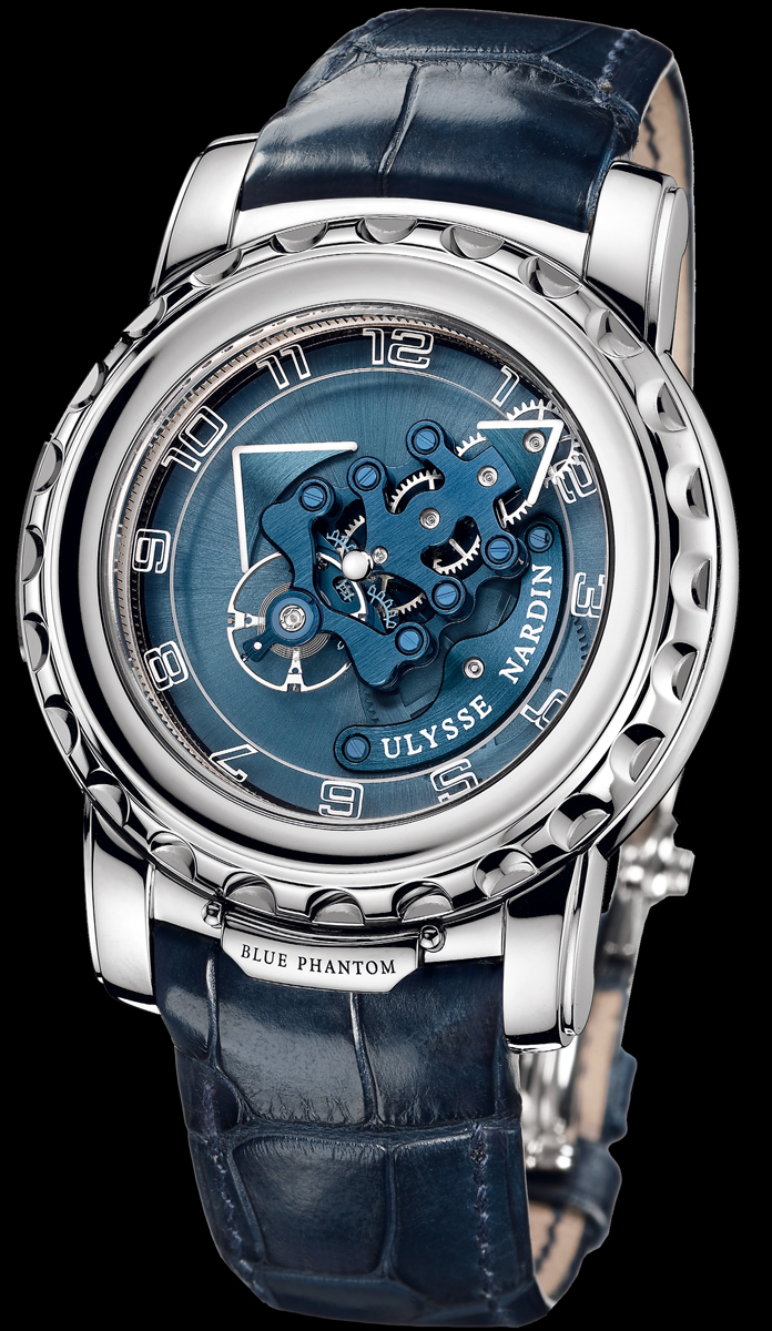 ���� Ulysse Nardin Freak Blue Phantom