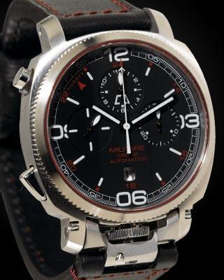 часы Anonimo Militare Crono Flyback