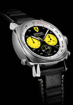 часы Panerai Ferrari Rattrapante Yellow Counters