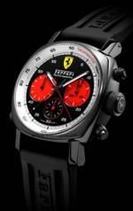 часы Panerai Ferrari Rattrapante Red Counters