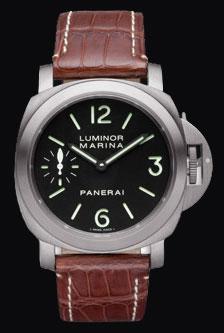 часы Panerai Luminor Marina Titanio 44mm