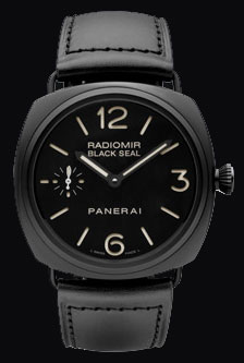 часы Panerai Radiomir Black Seal 45mm