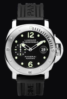 часы Panerai Luminor Submersible 44mm Divers Professional