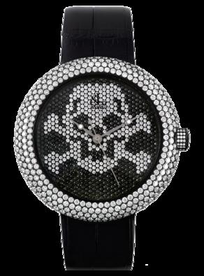 часы Jacob & Co Crystals