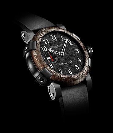 часы Romain Jerome Titanic-DNA – rusted steel T-OXY III