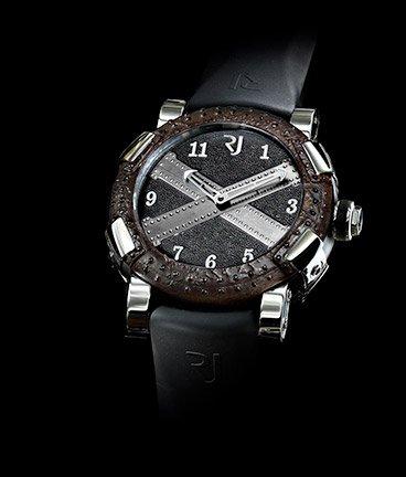 часы Romain Jerome Titanic-DNA – Rusted steel T-oxy III steel A la Grande