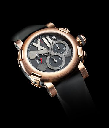 часы Romain Jerome Titanic-DNA – Pink gold chronograph