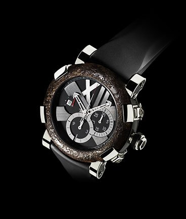 часы Romain Jerome Titanic-DNA – Rusted steel T-oxy III chronograph steel Extreme