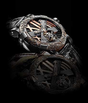 часы Romain Jerome Titanic-DNA – Rusted-steel-T-oxy IV Tourbillon Bronze Ultimate