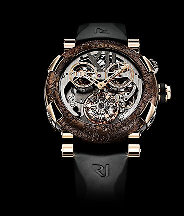 часы Romain Jerome Titanic-DNA – Rusted steel T-oxy III chronograph tourbillon Extreme
