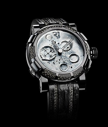часы Romain Jerome Black Mood