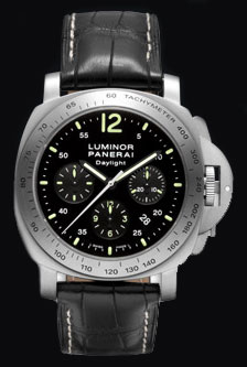 часы Panerai Luminor Chrono Daylight