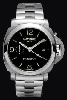 часы Panerai Luminor 1950 3 days GMT Automatic