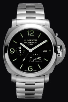 часы Panerai Luminor 1950 3 days GMT Power Reserve Automatic
