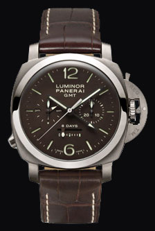 часы Panerai Luminor 1950 Chrono Monopulsante 8 days GMT
