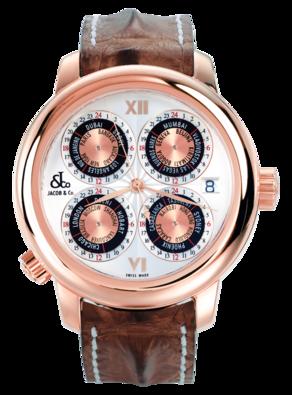 часы Jacob & Co World GMT