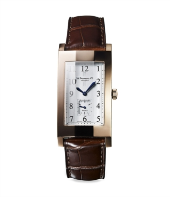 часы Alfred Dunhill Facet Pink Gold