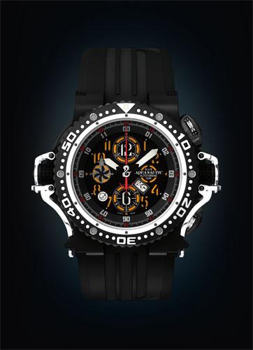 часы Aquanautic Super King Orange