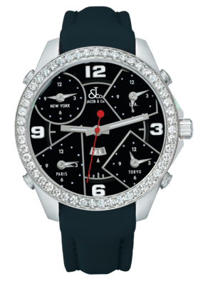 ���� Jacob & Co Five Time Zone