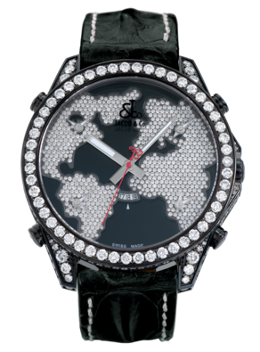 часы Jacob & Co Five Time Zone