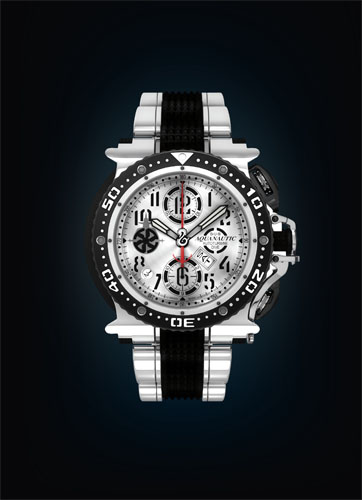 часы Aquanautic King Subchronodive Silver