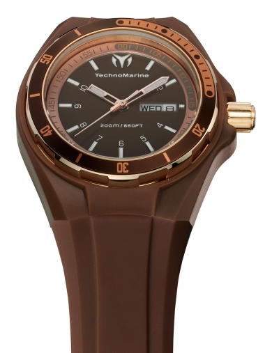 часы Technomarine Cruise Sport Chocolate