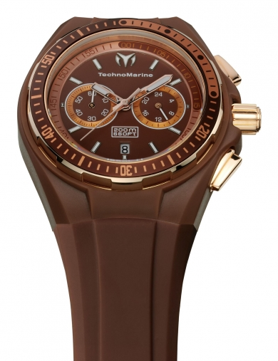 часы Technomarine Cruise Sport Chocolate