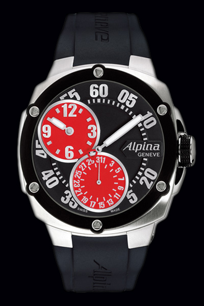 часы Alpina Manufacture Regulator