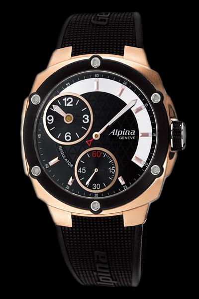 часы Alpina Extreme Regulator