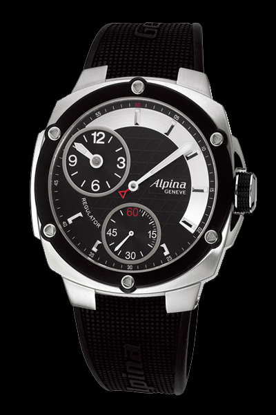часы Alpina Extreme Regulator