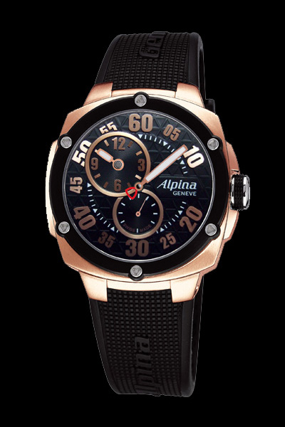 часы Alpina Extreme Regulator Automatic