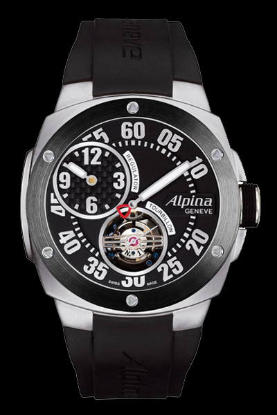 часы Alpina Tourbillon Manufacture Regulator