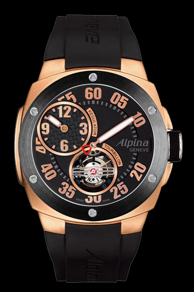 ���� Alpina Tourbillon Manufacture Regulator