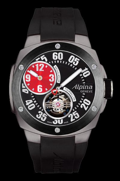 ���� Alpina Tourbillon Manufacture Regulator