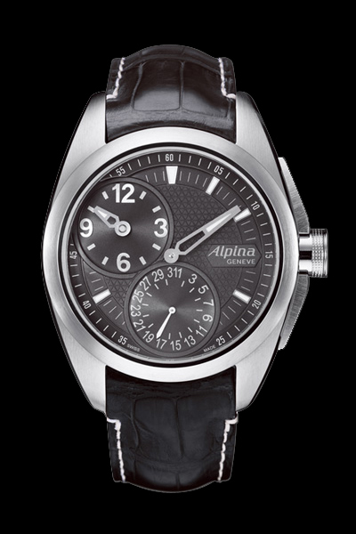 часы Alpina Club Manufacture Regulator