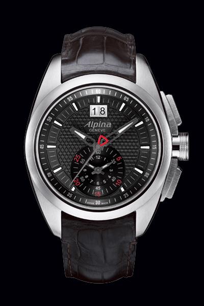 часы Alpina Club Chronograph