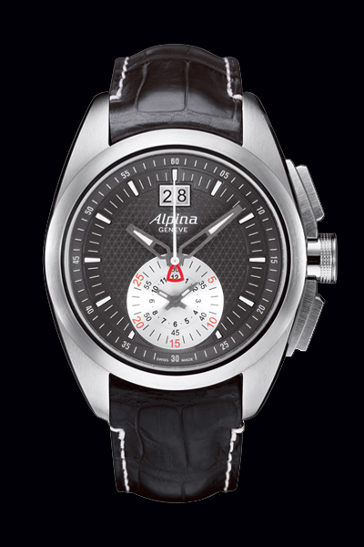 часы Alpina Club Chronograph