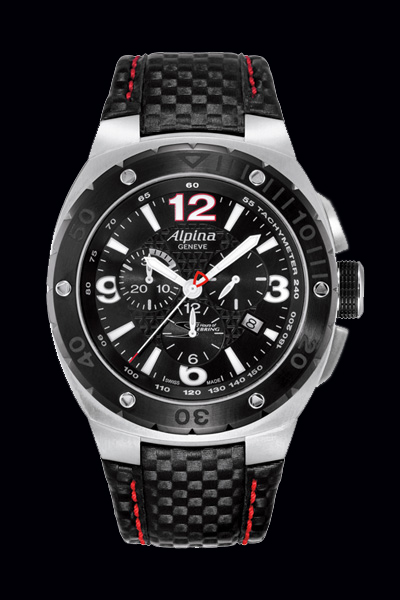 часы Alpina 12 hours of Sebring
