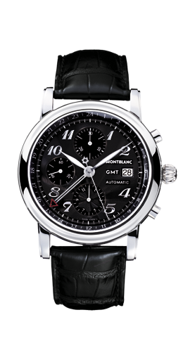 ���� Montblanc Star Chronograph GMT Automatic